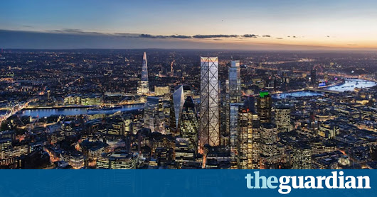 London's 73-storey Trellis skyscraper gets green light | Business | The Guardian
