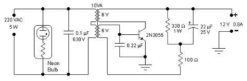 220v To 24v Circuit Diagram - Circuit Diagram Images