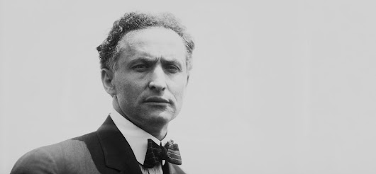 Inside Harry Houdini's Entrepreneurial Legacy, on the 90th Anniversary of His Death