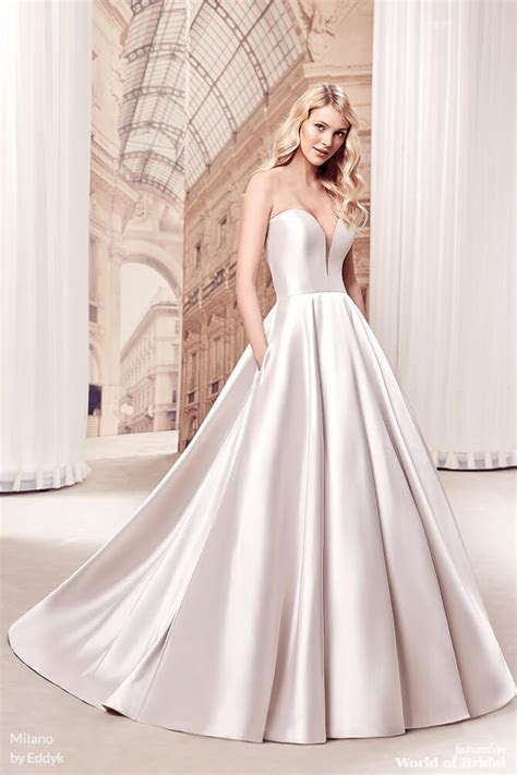 Milano by Eddy K 2019 Bridal Collection   World of Bridal