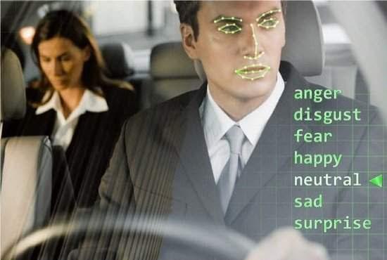 Detector de emoções torna dirigir mais seguro