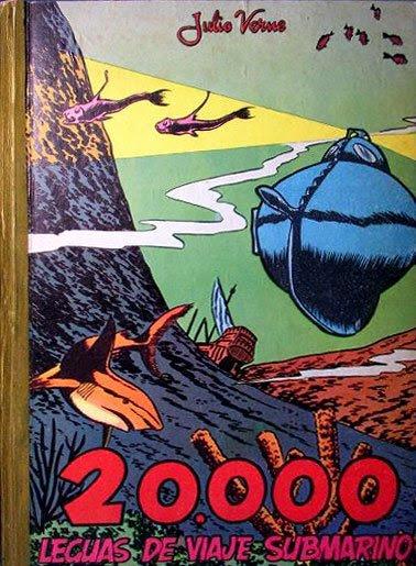 20000 LEGUAS DE VIAJE SUBMARINO (VALOR, 1955) V1