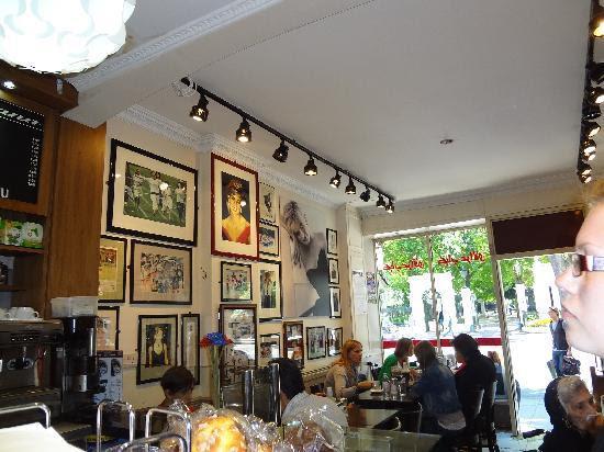 Photos of Cafe Diana, London