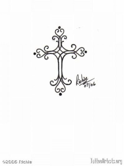 Women Tattoo Small Cross Tattoos For Women Tattooviralcom