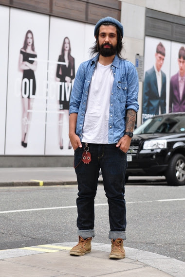 mens casual street style – the wow style
