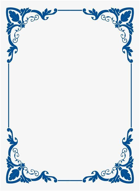 Png Pinterest   Wedding Invitation Border Design PNG Image