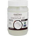 Nutiva Coconut Oil Organic Virgin 15 fl oz