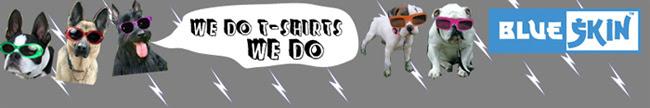 Blueskin T-shirts