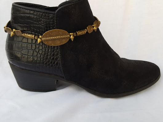 Bronze boot bling – Arzinger Jewelry