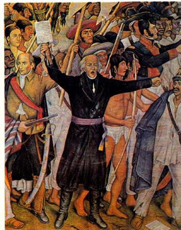 16 de Septiembre. Grito de Independencia.