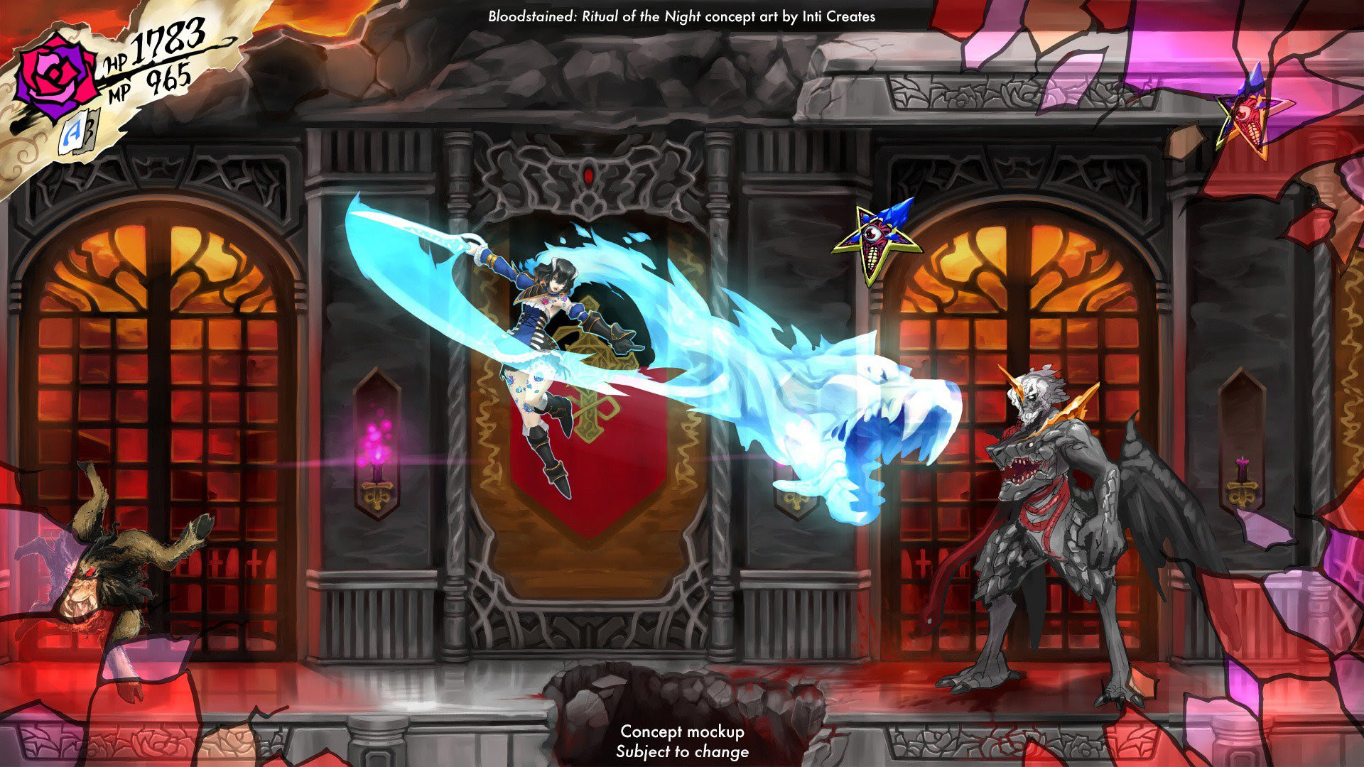Bloodstained: Ritual of the Night already funded on Kickstarter - VG247