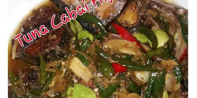 Resep Tuna Cabai Hijau Oleh Ummu Daffa