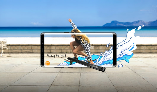 [In-Depth Look #1] A New Way to Communicate: The S Pen of the Galaxy Note8