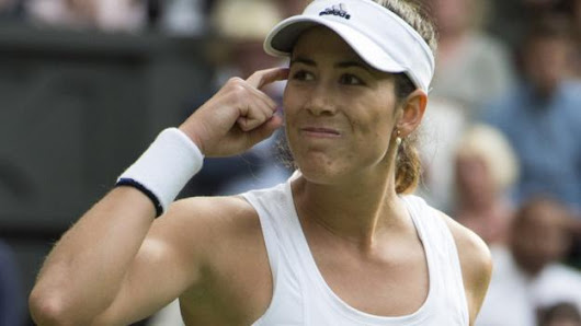 Wimbledon 2016: Garbine Muguruza out to world number 124 Jana Cepelova