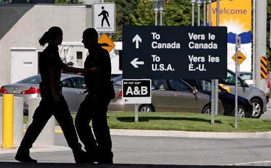 Canadians going to U.S. for long stays need to be mindful of changes, says MP