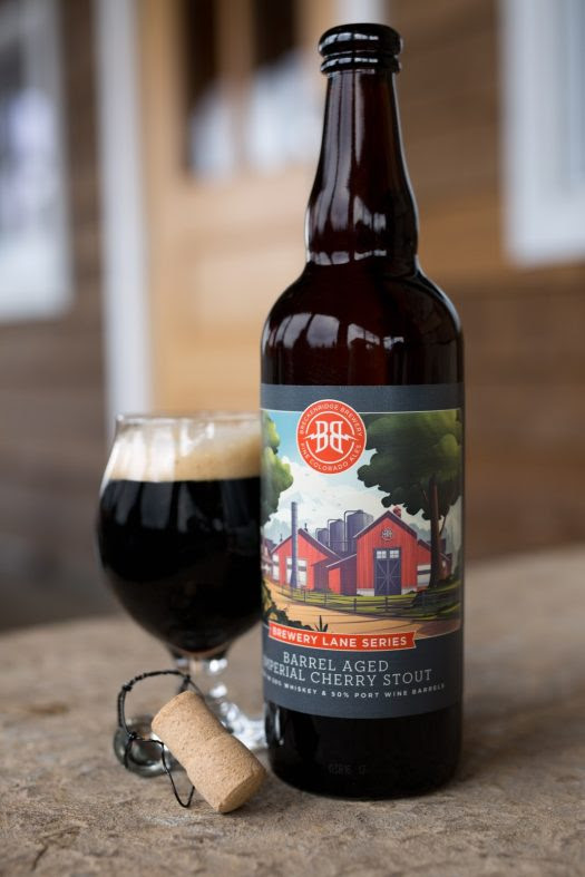 Review: Breckenridge Brewery Barrel Aged Imperial Cherry Stout