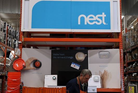With Nest Labs, Google wants to connect your home to the Internet