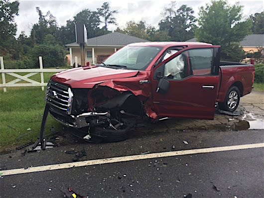 BUILT FORD TOUGH 2015 F-150 Saves Lives in Crash, Shows Aluminum Durability - Ford-Trucks.com