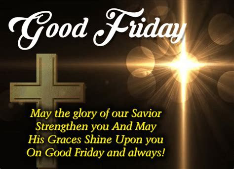 A Good Friday Message Card. Free Good Friday eCards