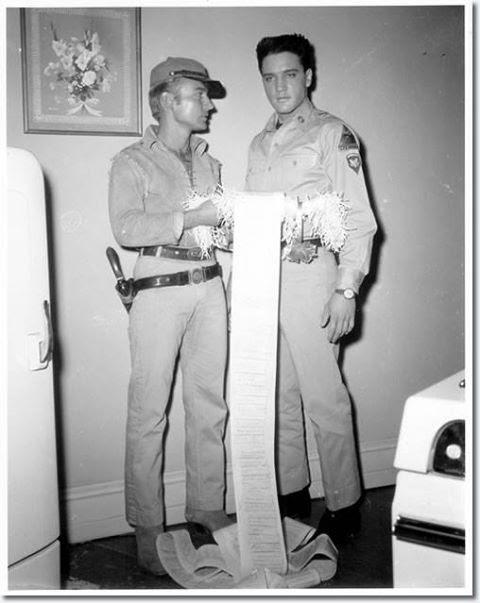 Elvis was metrosexual; but was he Bisexual?