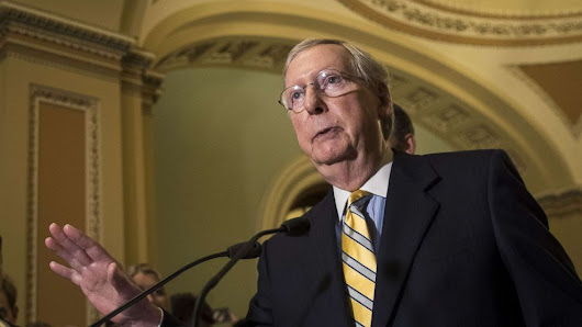 Top Senate Republican Mitch McConnell warns of possible bipartisanship on health care - ABC News