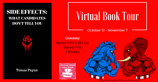 Side Effects Virtual Book Tour+ Giveaway