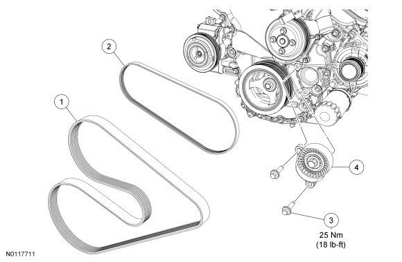 Wiring Diagram: 11 2002 Ford Focus Belt Diagram