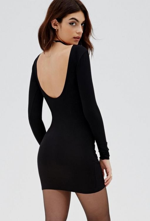 Long sleeves long forever black dress 21 bodycon sleeve are and pumps