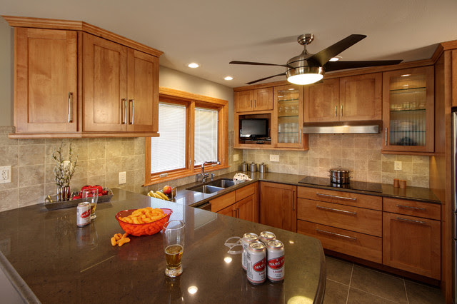 40 Kitchen Designs Ranch Style Homes