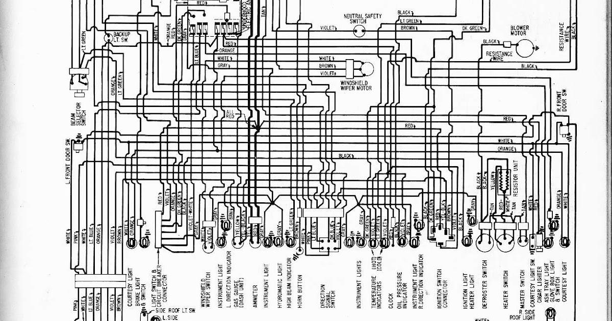 Pontiac Wiring Schematic