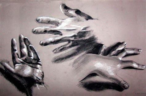 drawing expressive hands svhs art