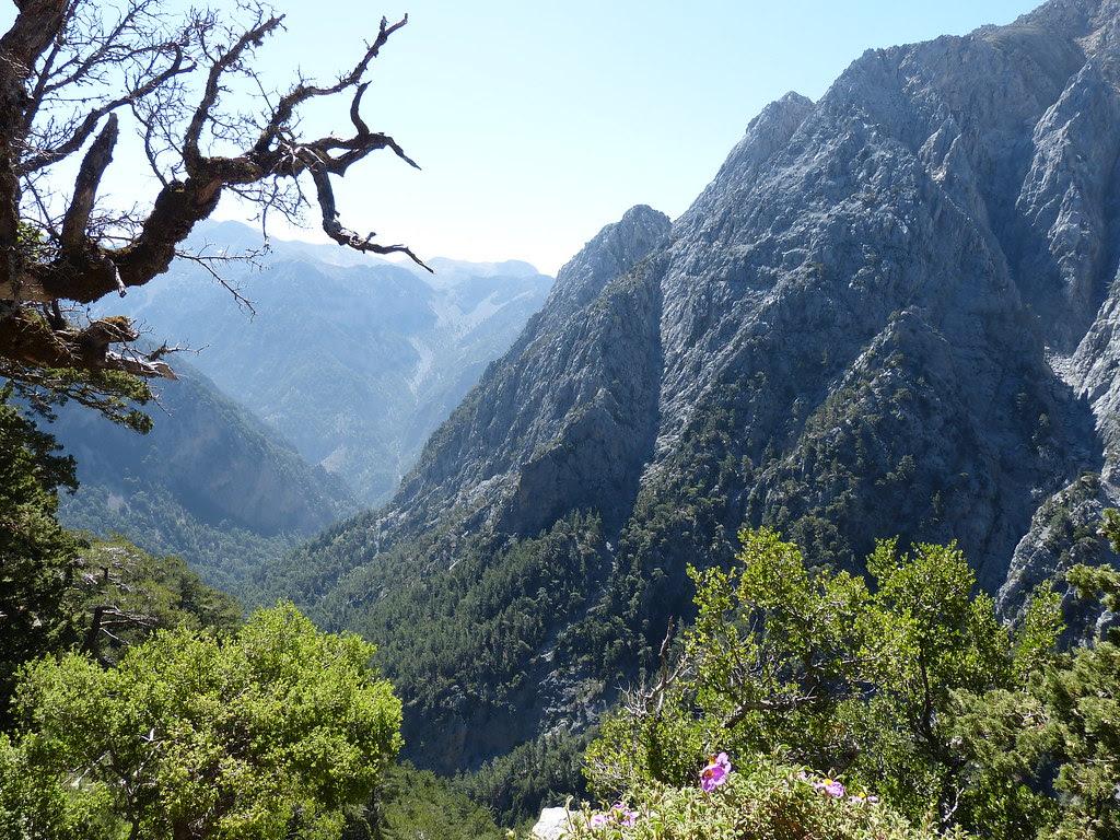 Mountains in Crete