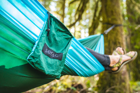 Outdoor Living: How To Relax Outdoors With Your Hammock - Cairn
