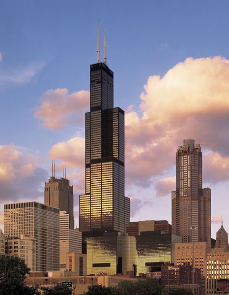What is the tallest building in the United States? Sears Tower or Willis Tower