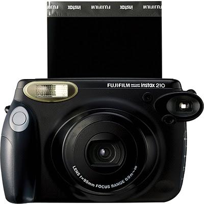 Fujifilm Instax 210 Wide Instant Film Camera
