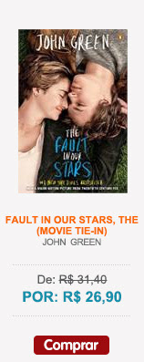 FAULT IN OUR STARS, THE (MOVIE TIE-IN)