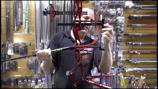 How to Setup a Compound Bow Stabilizer in Your Bow