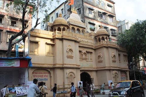 GPO Fort Cha Raja Ganesha Pandal 2012 by firoze shakir photographerno1
