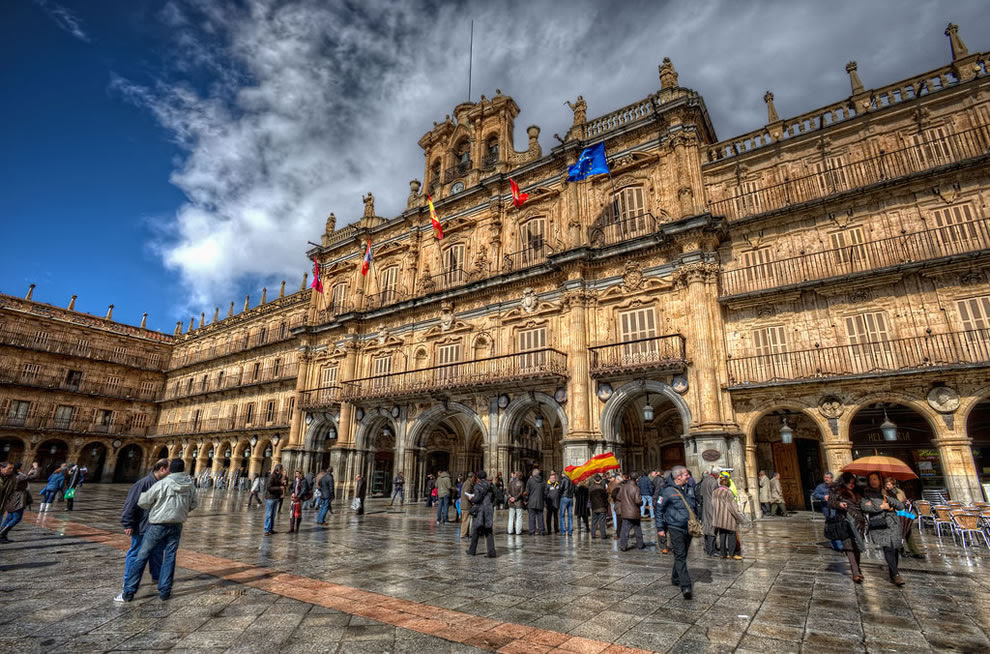Spectacular Architecture in Spain [17 HDR Photos]