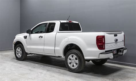 ford ranger extended cab colors release date