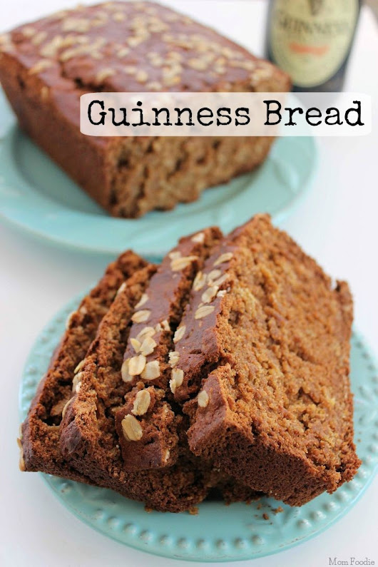 Guinness Bread Recipe - Mom Foodie
