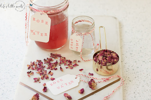 How to Make Rosewater - Make Rose Water with the Steam and Heat Method