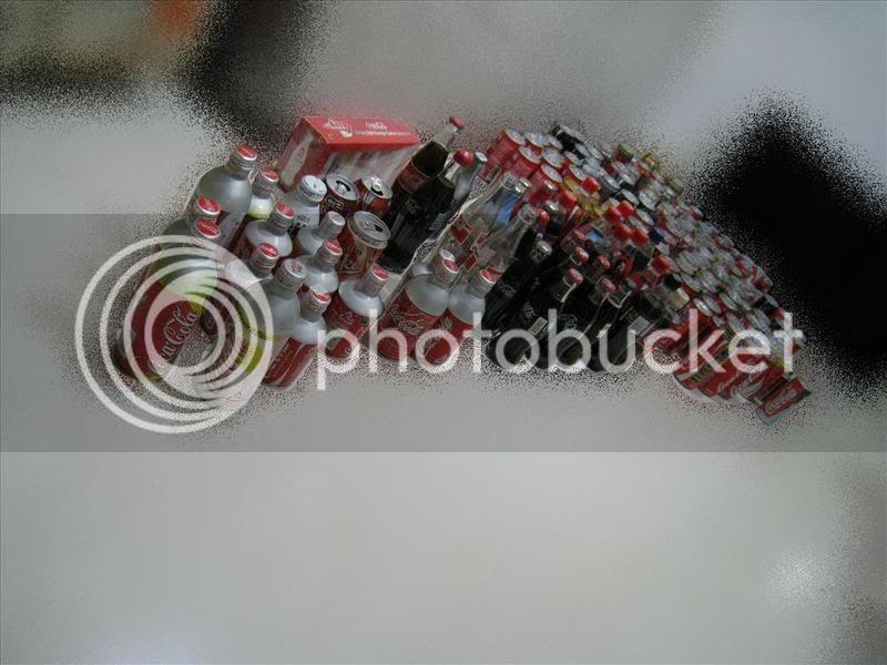 coke slanting