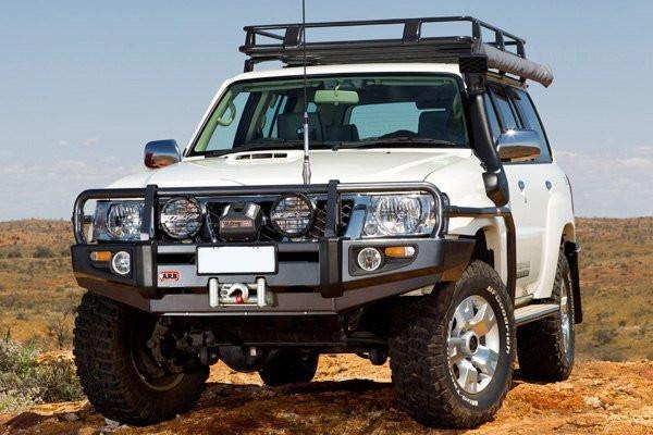 Arb 4x4 Nissan Pathfinder Front Bumpers