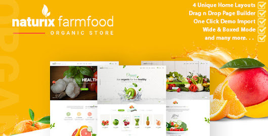 Download Naturix - Organic Store Woocommerce Theme nulled | OXO-NULLED