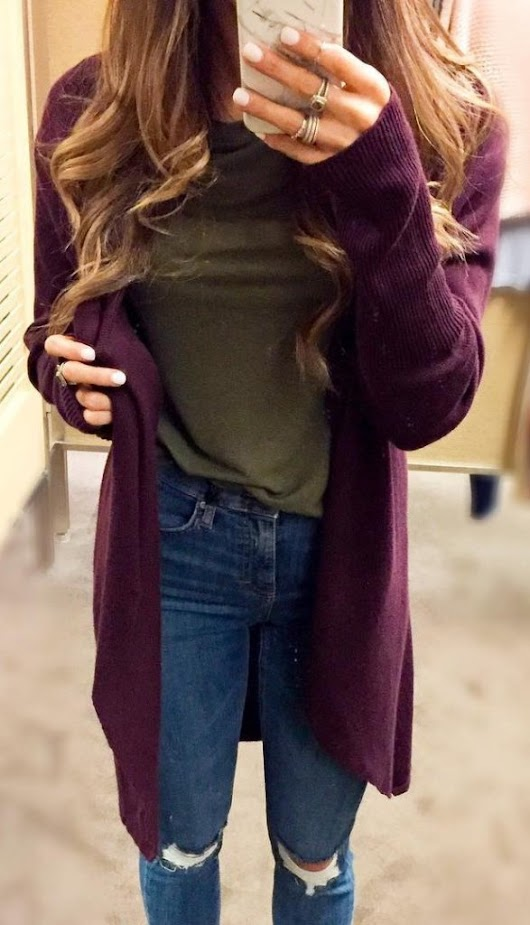40+ Cute Outfits For This Winter 2017 - My Cute Outfits