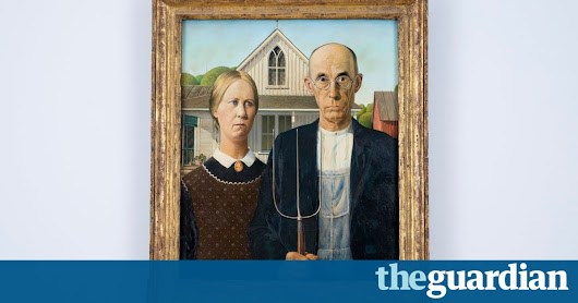 American Gothic arrives in London for Royal Academy show | Art and design | The Guardian