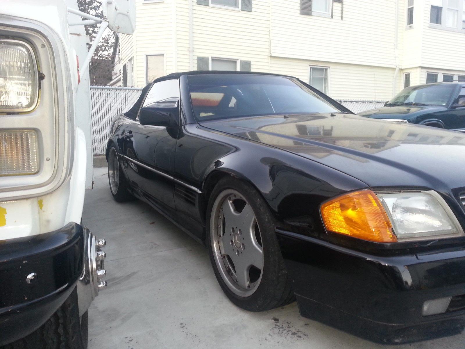 1990 mercedes benz 500sl sl 500 mercedes amg AMG sl ...