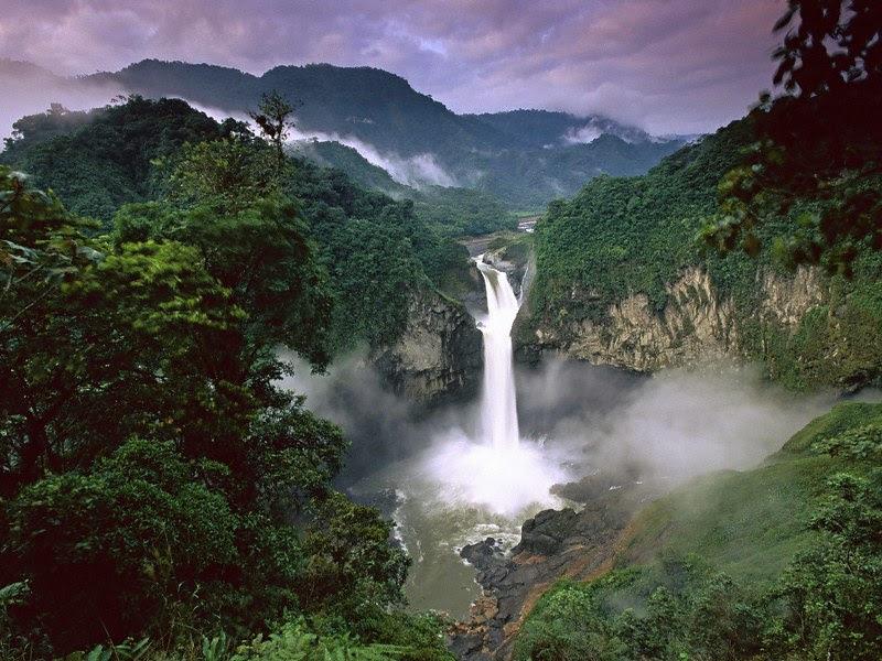 Cascada Yasuní