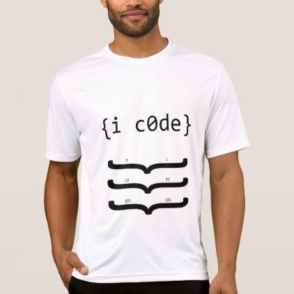 i c0de T-Shirt